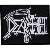 DEATH logo - PATCH