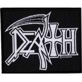 DEATH logo - PATCH