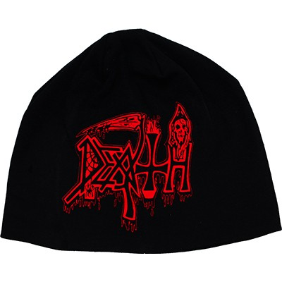 red logo / Life Will Never Last - BEANIE