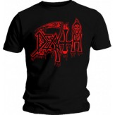 red logo / Life Will Never Last - TS