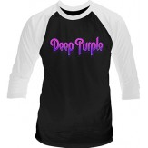purple logo - LONGSLEEVE