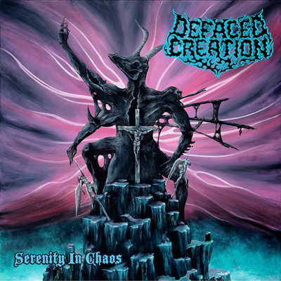 Serenity in Chaos CD