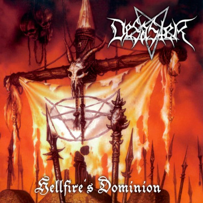 Hellfire's Dominion 2LP