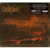 The Oath of an Iron Ritual CD DIGI