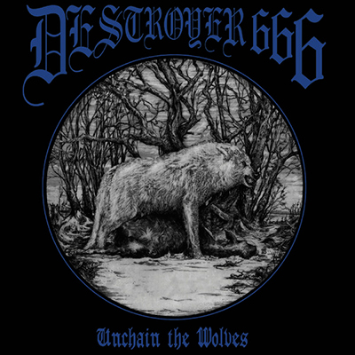Unchain The Wolves CD