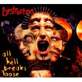 All Hell Breaks Loose CD DIGI