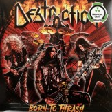 Born To Thrash - Live in Germany 2LP
