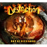 Day Of Reckoning CD
