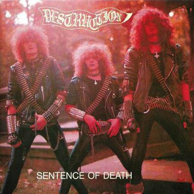 Sentence of Death / Infernal Overkill CD