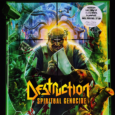 Spiritual Genocide LP+EP