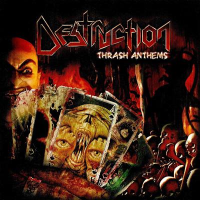 Thrash Anthems CD