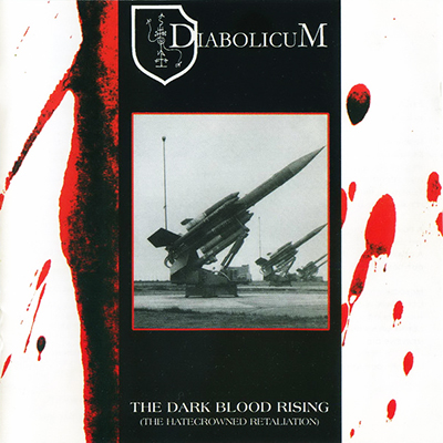 The Dark Blood Rising [The Hatecrowned Retaliation] CD