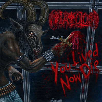 You Lived Now Die CD