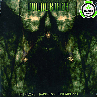 Enthrone Darkness Triumphant LP