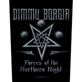 Forces of the Northern Night - BACKPATCH