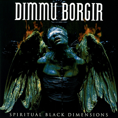 Spiritual Black Dimensions LP