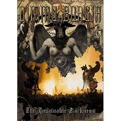 The Invaluable Darkness 2DVD