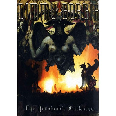 The Invaluable Darkness 2DVD+CD DIGIBOOK
