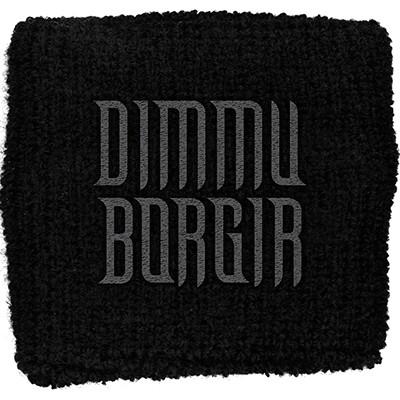 DIMMU BORGIR logo - WRISTBAND