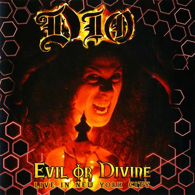 Evil or Divine: live in New York City CD