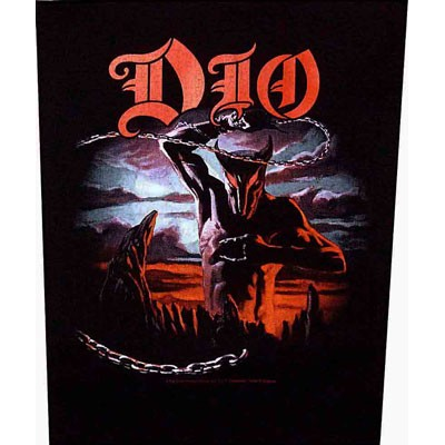 Holy Diver - BACKPATCH