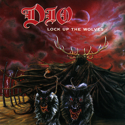 Lock Up The Wolves CD