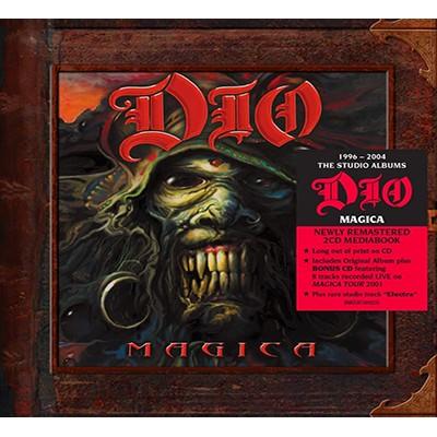 Magica 2CD MEDIABOOK
