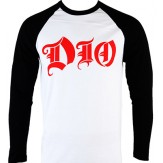 DIO logo - LONGSLEEVE