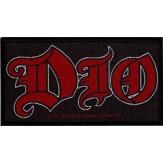 DIO logo - PATCH