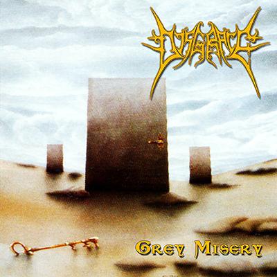 Grey Misery CD