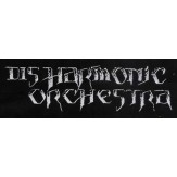 DISHARMONIC ORCHESTRA logo - PATCH
