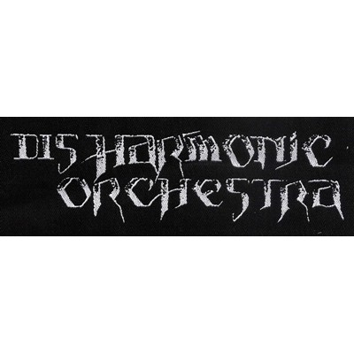 DISHARMONIC ORCHESTRA logo - PATCH