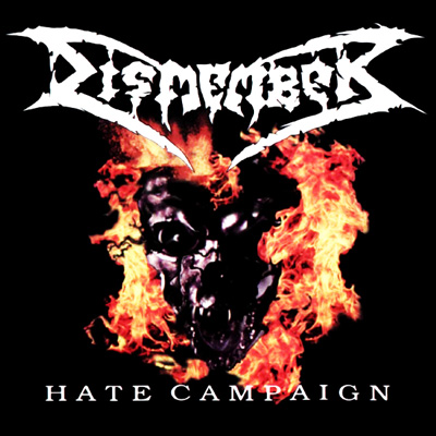 Hate Campaign CD