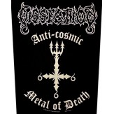 Anti-Cosmic Metal of Death - BACKPATCH