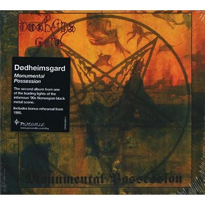 Monumental Possession CD DIGI