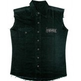 DOWN logo / face - VEST