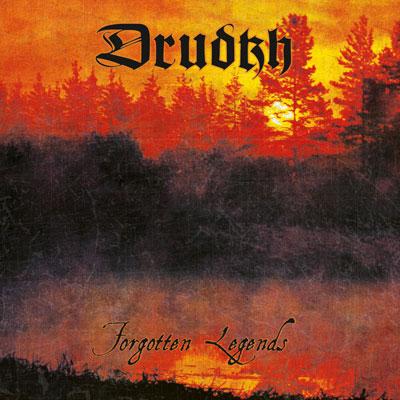 Forgotten Legends CD