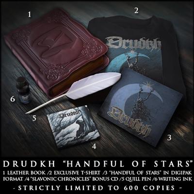 Пригорща Зірок [Handful of Stars] CD BOX