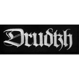 DRUDKH logo - PATCH