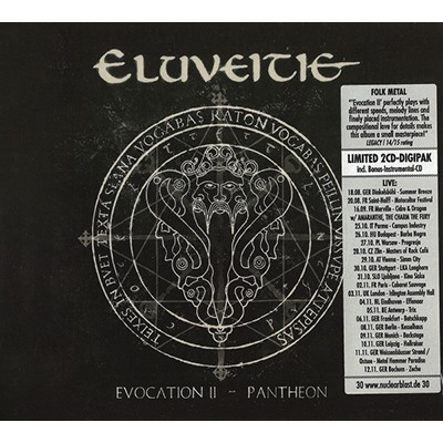 Evocation II - Pantheon 2CD DIGI