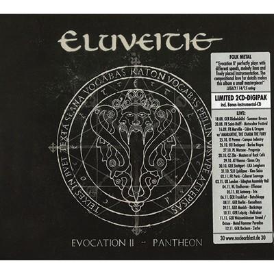 Evocation II - Pantheon 2CD DIGI