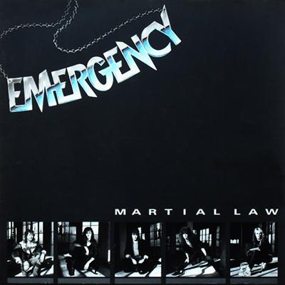 Martial Law CD