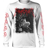 Death Rider / Dragon [WHITE] - LONGSLEEVE