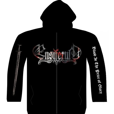 Blood Is The Price of Glory - ZIP HOODIE