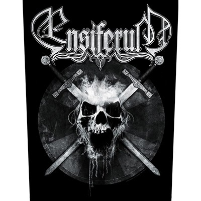 Skull - BACKPATCH