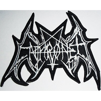 ENTHRONED logo - PATCH