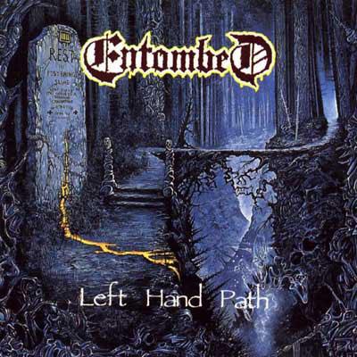 Left Hand Path CD
