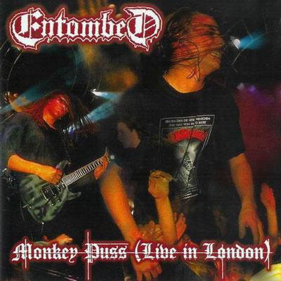 Monkey Puss: Live In London CD