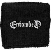 ENTOMBED logo - WRISTBAND
