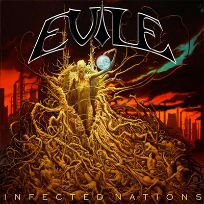Infected Nations CD+DVD